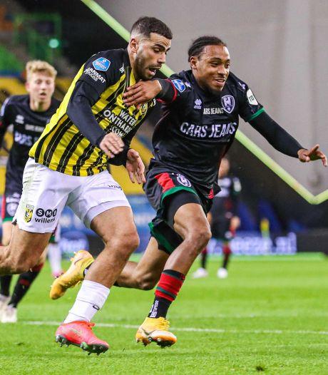 Dramatische generale Vitesse richting bekerfinale, strohalm ADO