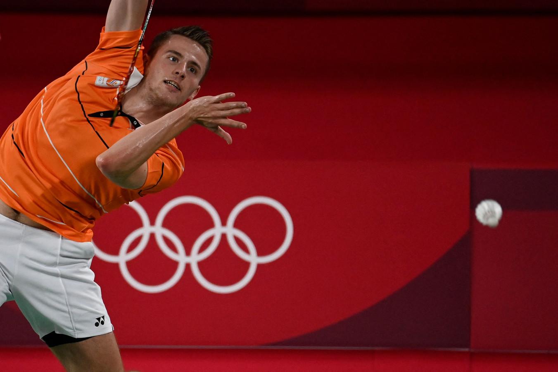 Badmintonner Mark Caljouw had last van hartritmestoornissen, vooral bij intensieve inspanningen.