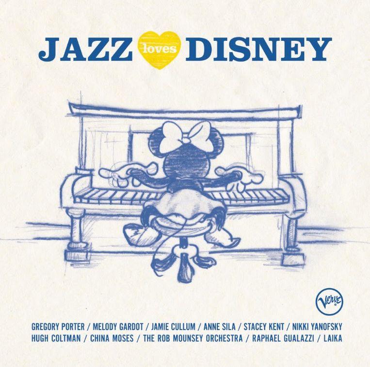 Jazz Loves Disney op Jazz Middelheim. Beeld RV