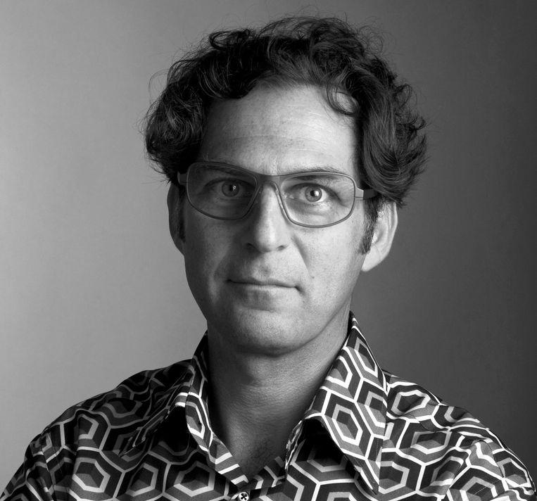 Rick Amado: ondernemer, conceptontwikkelaar, initiatiefnemer Klein Amsterdam Beeld -