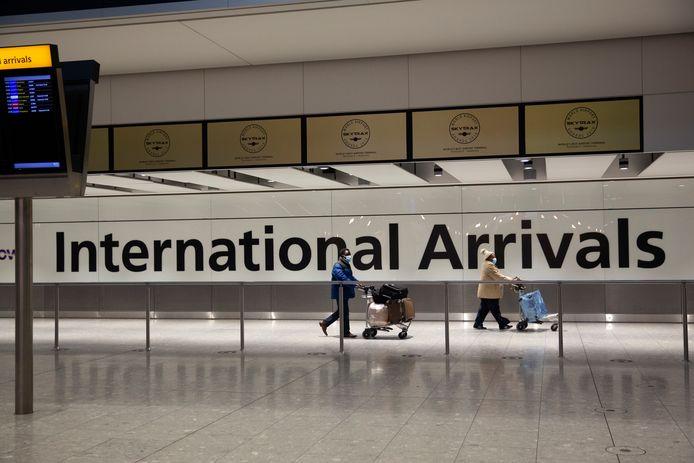 Illustration - Aéroport de Londres Heathrow
