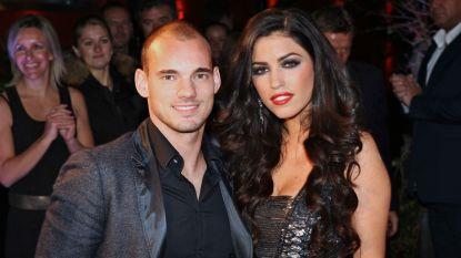 Wesley Sneijder bevestigt relatiebreuk met Yolanthe