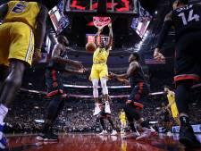 Raptors winnen NBA-topper van Warriors