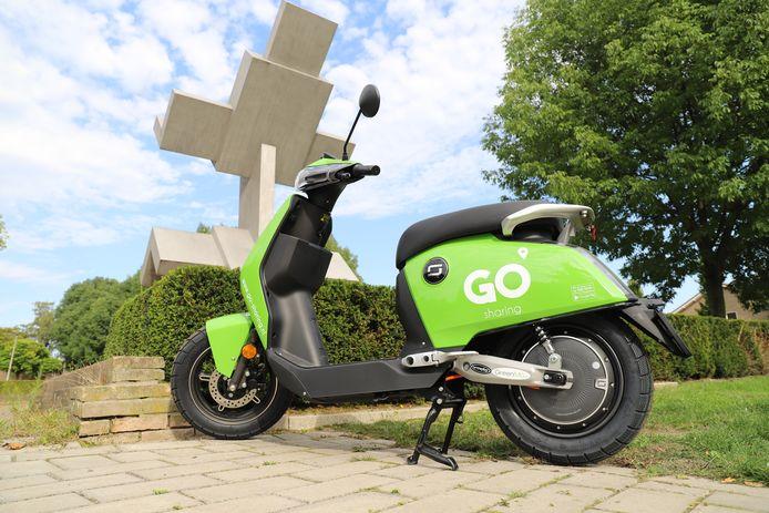 Op woensdag 16 september is het bedrijf Go Sharing gestart met het plaatsen van deelscooters in Hengelo.