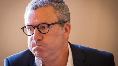 Ex-burgemeester Yvan Mayeur richt consultancybureau op