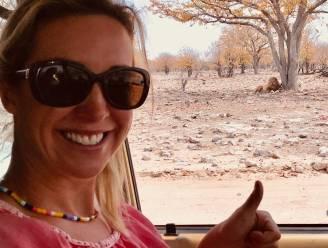"""Kathleen Aerts over brand Tafelberg: """"Mooi om te zien hoe iedereen samenwerkt om de brandweermannen te helpen"""""""