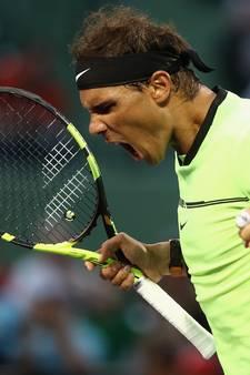 Nadal wint in Miami zijn duizendste partij