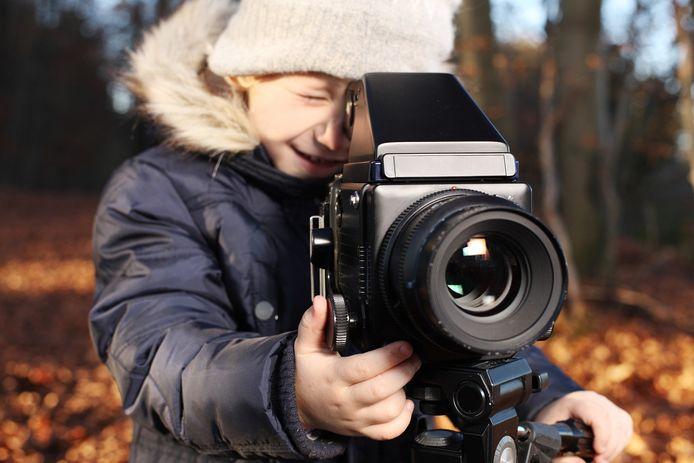In de herfstvakantie kunnen jongen in één dag leren hoe ze een leuk filmpje kunnen maken.