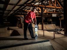 Buiten-skatebaan Deventer komt er eindelijk, pas een jaar of vijf na de vraag: 'maar de liefhebbers zijn er nog!'