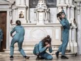 Rondje zielenleed in Bossche kerken tijdens theatrale drieluik 'Stabat Mater'