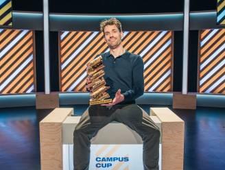 Studentenquiz 'Campus Cup' verhuist naar Eén