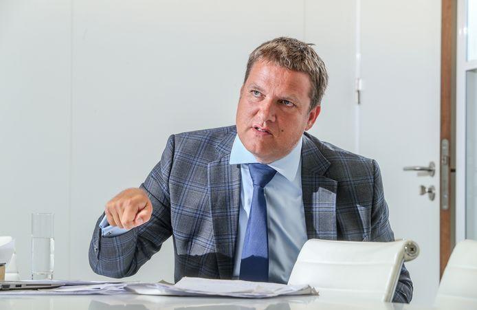 Professor Ivan Van de Cloot, hoofdeconoom van denktank Itinera.
