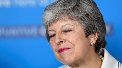 LIVE. Theresa May doet ultiem brexitvoorstel uit de doeken