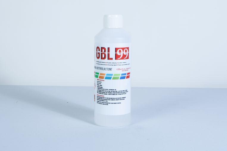 GBL drugs