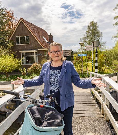 Ergernis en vergald fietsplezier door coronamaatregelen in Kop van Overijssel