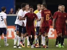 AS Roma met Strootman na spannende slotfase langs Spurs