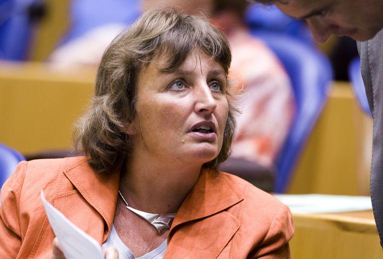 Liesbeth Spies is de nieuwe minister van Binnenlandse Zaken. Beeld ANP XTRA