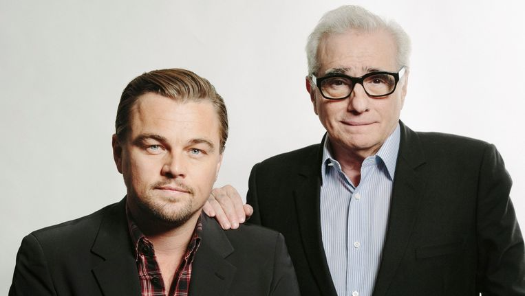 Leonardo DiCaprio en Martin Scorsese. Beeld AP