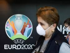 UEFA annuleert hotelboekingen in Kopenhagen voor EK