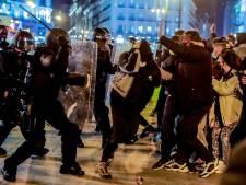 Zeker 55 gewonden bij rellen in Madrid na arrestatie rapper