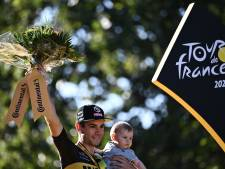 Van Aert in voetsporen Merckx en Hinault: 'Ongelooflijk, wat een achtbaan'
