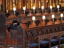 Peter Phillips revient sur la photo tristement célèbre d'Elizabeth II aux funérailles du prince Philip