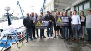 Schepen van Visserij Kris Vandecasteele is er niet gerust in: we zijn nog niet verlost van de Nederlanders die in de Noordzee met stroomstoten onze vis binnenhalen