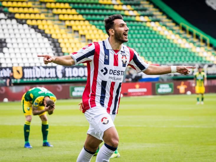 LIVE | Feest voor Willem II: goal Pavlidis eerst afgekeurd, maar de VAR keurt 'm goed