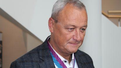 Commissaris Alain Remue (Cel Vermiste Personen) gehuldigd als Commandeur in Orde van Belgisch Kruis