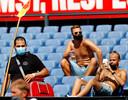 Fans in De Kuip.