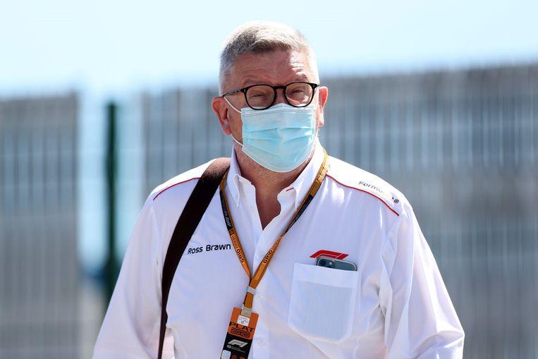 Sportief directeur Ross Brawn probeert de F1 te moderniseren. Beeld Photo News