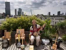 Dakendagen komt bij je thuis: met een artiest je eigen dak op