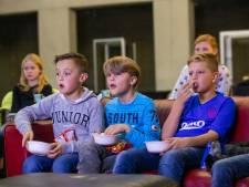 Gemeentehuis Deurne voor even heuse bioscoopzaal
