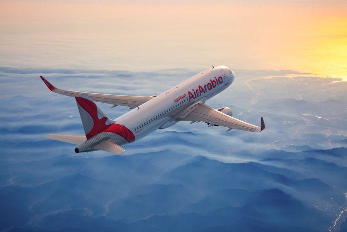 Air Arabia gaat vanaf 3 mei elke maandag en vrijdag met een A320 vliegen van Eindhoven naar Nador in Marokko, als de coronamaatregelen dat mogelijk maken.