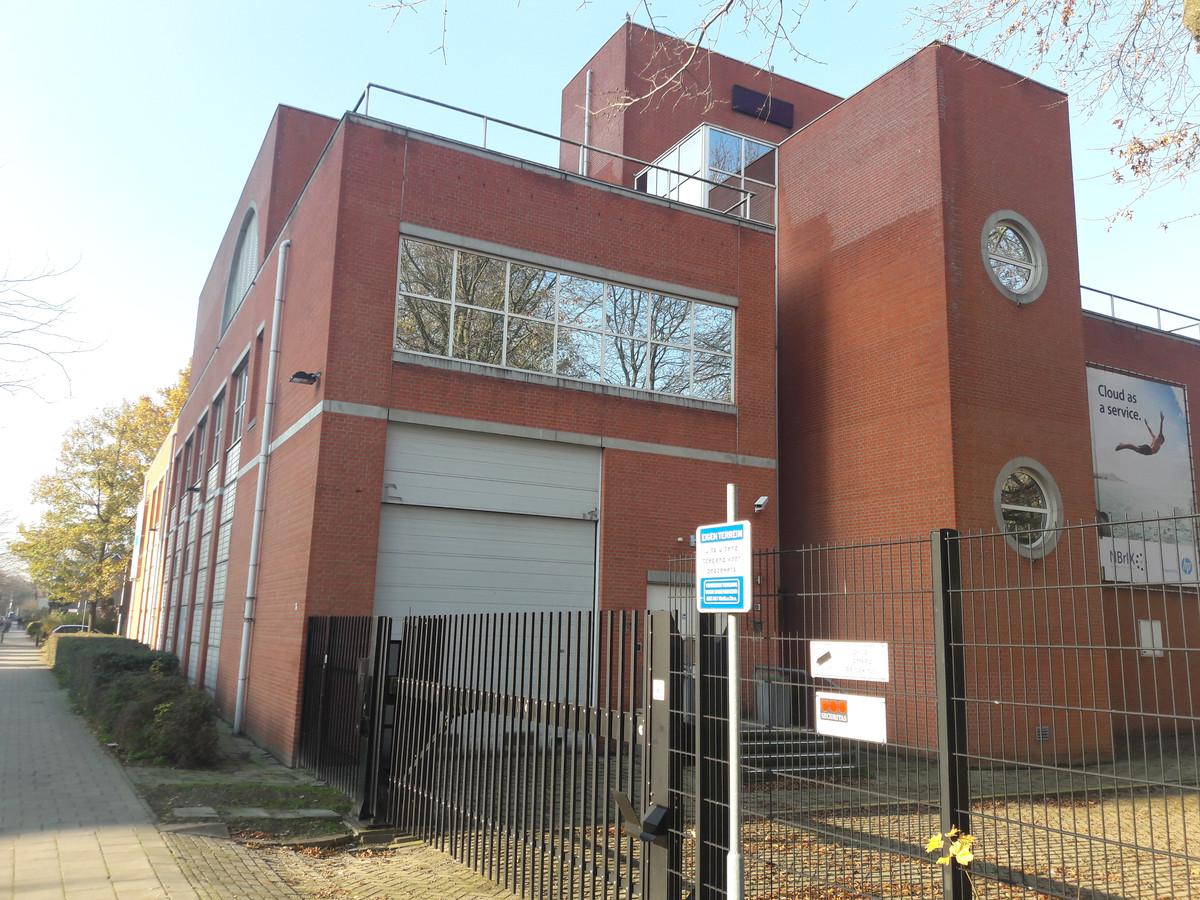 Het voormalige computercentrum van Interpolis.