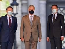 Magnette et De Wever poursuivent leur mission: un deuxième rapport attendu le 8 août