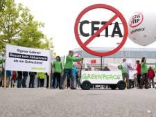 'EU zal CETA-handelsverdrag met Canada tekenen'