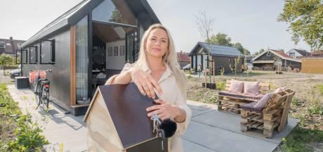 Tiny houses in Hoedekenskerke hebben nog wat verbeterpuntjes