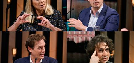 'Politieke top' naar Twente: kijk hier alle gesprekken terug