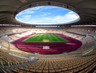 Het verhaal achter het lelijke eendje onder de EK-stadions: La Cartuja, waar de Rode Duivels zondag op een erbarmelijke grasmat en in 35 graden aan de bak moeten