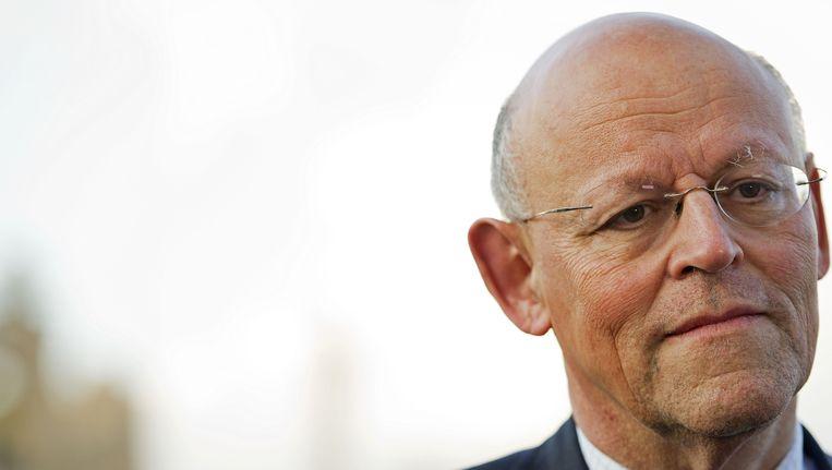 Minister Uri Rosenthal van Buitenlandse Zaken Beeld ANP