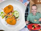 """Sterrenchef Luc Bellings keurt kaaskroketten aan de kust en deelt zowel een 0 als een 10 uit: """"Dit zijn kroketten van de allerslechtste diepvrieskwaliteit"""""""