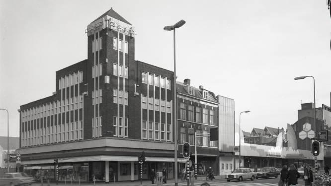 Een armoedige noodwinkel, dat was alles waarmee de Bijenkorf in 1979 aan kwam zetten
