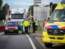 Gewonde bij ongeluk op N209 bij Hazerswoude-Rijndijk, flinke file op N11