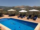 De villa van Ton en Joke in Spanje.