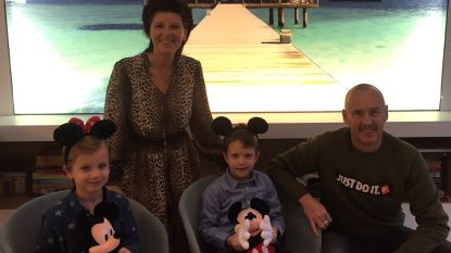 Tibo en Alexander winnen ticket voor Disneyland