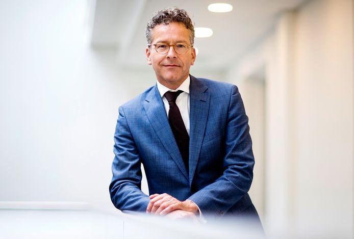 Jeroen Dijsselbloem, voorzitter van de Onderzoeksraad voor Veiligheid