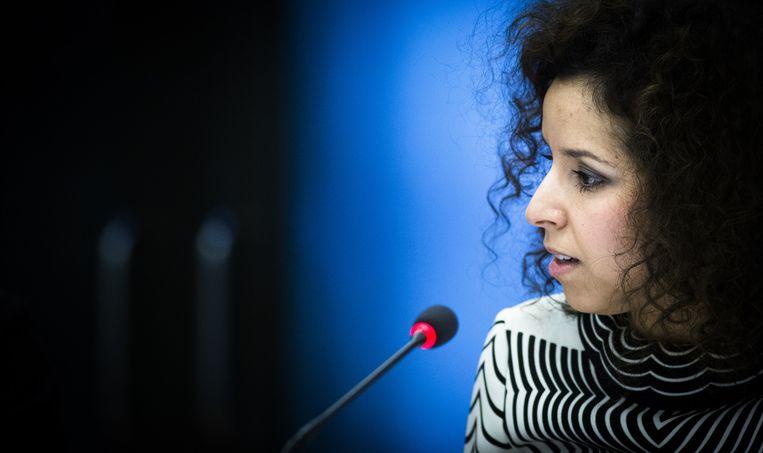 Voormalig D66-Kamerlid Wassila Hachchi Beeld null