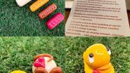 Creatief met marsepein: bakkerij Sint-Anna stelt knotsgek en zoet boetseerpakket samen