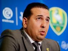 Mohammed Hamdi niet langer kandidaat voor de functie van algemeen directeur van PEC
